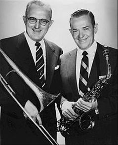 Jimmiy ve Tommy Dorsey